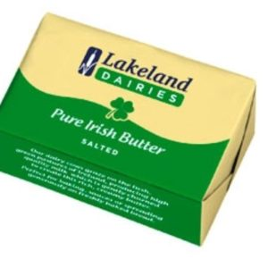 Lakeland Dairies Butter Salted at Peets Plaice in Southport