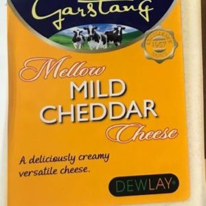 Garstang Mellow Mild Cheddar Cheese at Peets Plaice in Southport