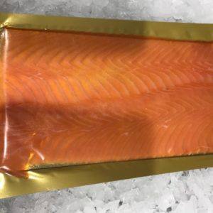 Smoked Salmon 100g packs from Severn and Wye Smokery.