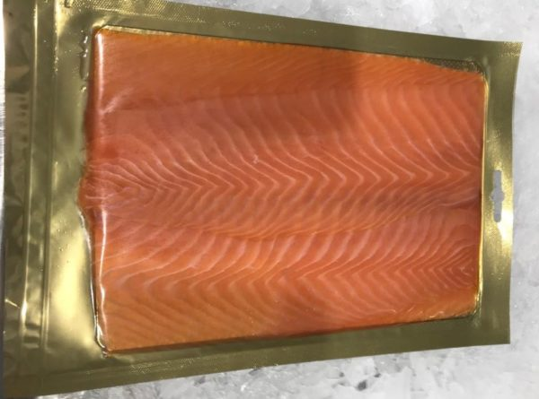Smoked Salmon 200g packsfrom Severn and Wye Smokery
