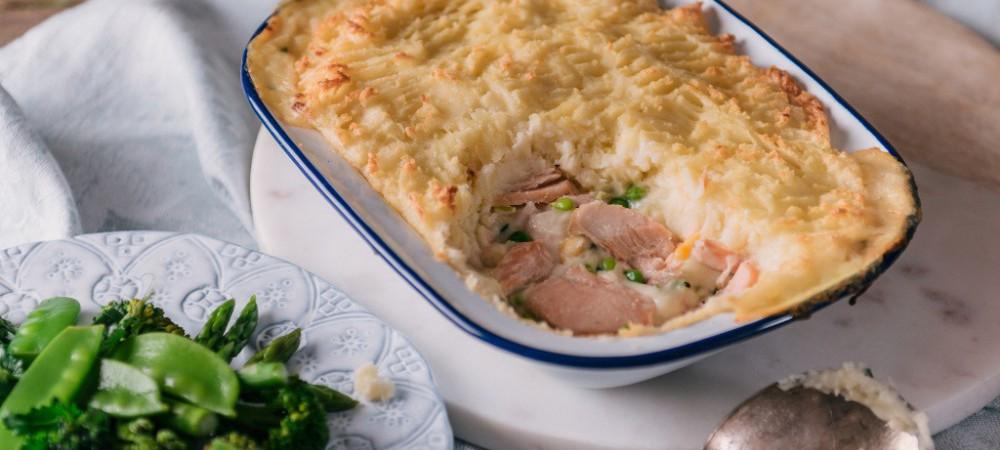 Recipe No. 8: Peets Fishermans Pie